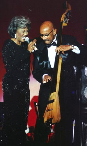 With Nancy Wilson